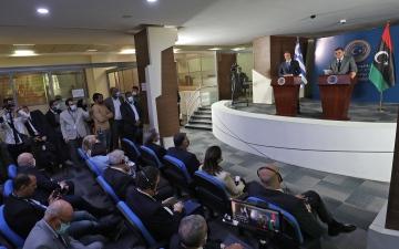 الصورة: الصورة: السيادة الوطنية أمل ليبيا وشرط العالم لدعمها