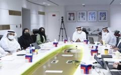 الصورة: الصورة: مطر الطاير: مرونة «طرق دبي» مكّنتها من إنجاز مشاريع عملاقة ومعقدة