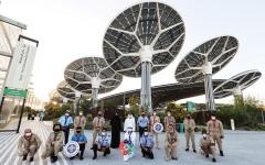 الصورة: الصورة: «كشافة دبي» تعزز رؤيتها بأهداف التنمية المستدامة