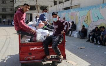 الصورة: الصورة: أمريكا تستأنف مساعدتها للفلسطينيين
