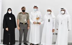 الصورة: الصورة: «إقامة دبي» تكرّم الفرق الفائزة بجائزة الأفكار العربية