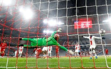 الصورة: الصورة: سان جرمان يعود بفوز ثمين من ميونيخ في ذهاب ربع نهائي أبطال أورويا
