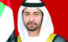 الصورة: الصورة: حمدان بن زايد: الإمارات رائدة في التصدي للـجائحة