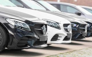 الصورة: الصورة: مرسيدس تتصدر سوق السيارات الفارهة في أمريكا خلال الربع الأول
