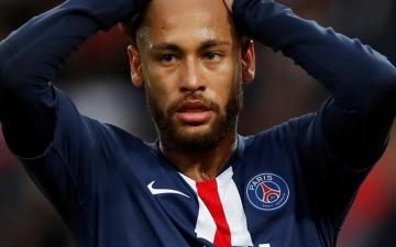 الصورة: الصورة: رابطة الدوري الفرنسي توقف نيمار مباراتين بعد أحداث مباراة ليل