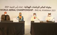 """الصورة: الصورة: رأس الخيمة للمعارض يطلق """"بطولة العالم للرياضات الهوائية"""" سبتمبر المقبل"""