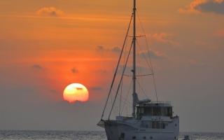 الصورة: الصورة: منتجعات سونيفا في المالديف تنظم رحلات بحرية على متن يخت سونيفا إن أكوا