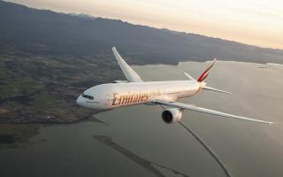 """الصورة: الصورة: """"طيران الإمارات"""" تمدد صلاحية التذاكر حتى 36 شهراً"""