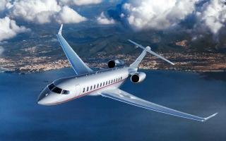 الصورة: الصورة: «فيستا جيت» تستقبل طائرتين جديدتين وتطلب 10 طائرات تشالنجر