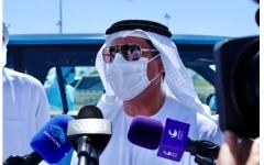 الصورة: الصورة: سلطان بن حمدان يشهد تحديات الحول والزمول في ختامي المرموم