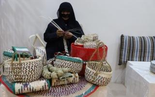 الصورة: الصورة: أيام الشارقة التراثية تحُط رحالها اليوم في كلباء