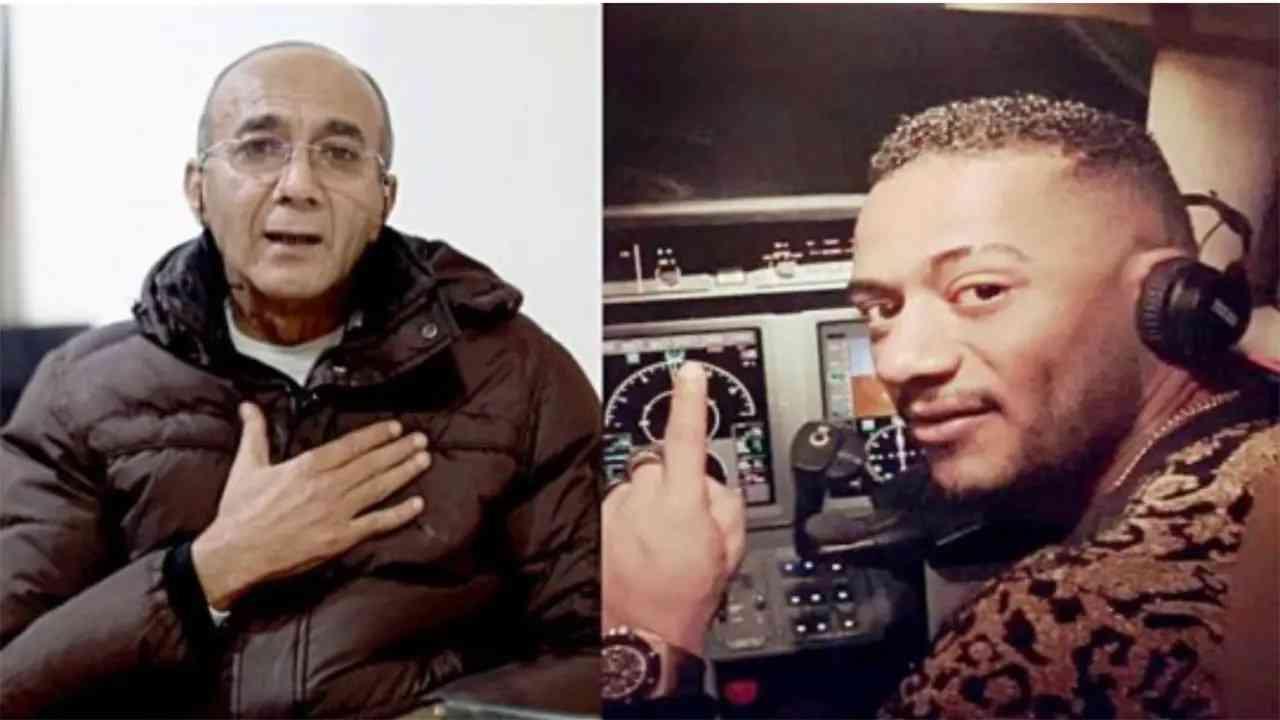 الطيار المصري أشرف أبو اليسر من العناية المركزة يرد على فيديو رمضان فكر وفن نجوم ومشاهير البيان