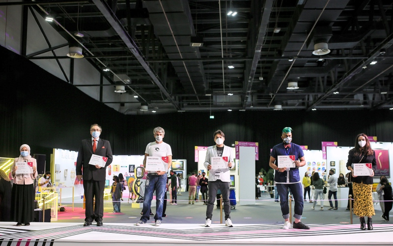 الصورة: الصورة: معرض فنون العالم دبي انعكاس لثقافة الفنون المعاصرة