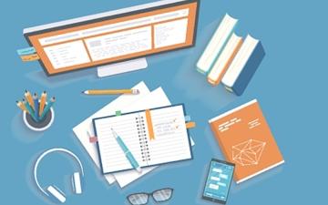 الصورة: الصورة: اعتماد برامج التعليم الإلكتروني مشروط بقبول سوق العمل شهاداتها