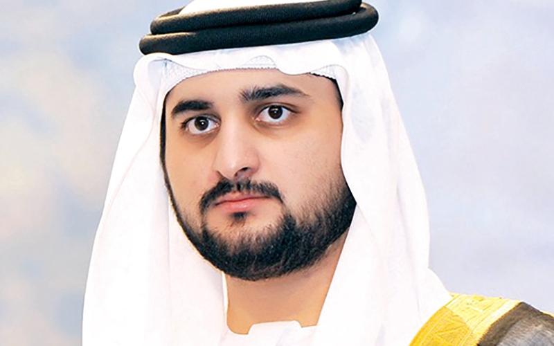الصورة: الصورة: مكتوم بن محمد: الأمير فيليب أسهم في تعزيز العلاقة بين الإمارات وبريطانيا