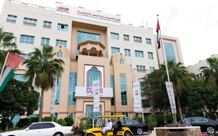 """الصورة: الصورة: """"المعرفة"""": فحص PCR كل 7 أيام للهيئات الإدارية والتدريسية في دبي"""
