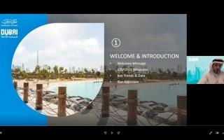الصورة: الصورة: «دبي للسياحة» تستعرض تطوّرات وتوجّهات السفر العالمية