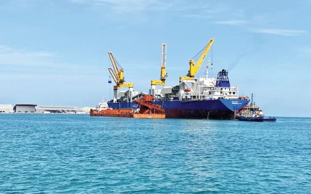 بدء تفعيل شراكة «حديد الإمارات» و«سفين» بمجال إعادة الشحن