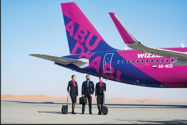"""صورة """"ويز إير أبوظبي"""" تطلق 3 رحلات إلى أوروبا والمنطقة بأسعار تبدأ من 129 درهماً – الاقتصادي – سياحة وسفر"""