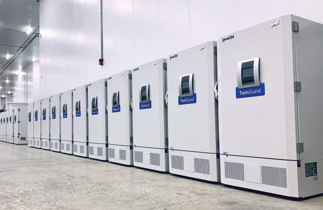 ائتلاف الأمل يعزز قدرات التخزين فائق البرودة في الإمارات 185%
