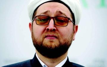 الصورة: الصورة: مفتي موسكو: الانتماء الديني رافعة أساسية للتسامح