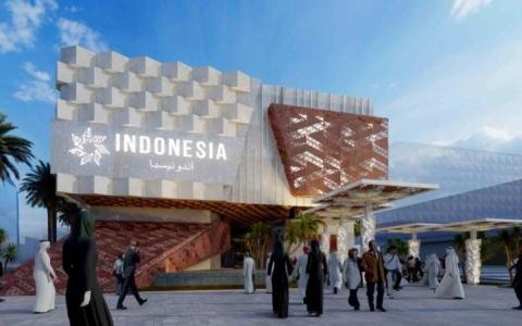 الصورة: الصورة: إنجاز جناح إندونيسيا في «إكسبو» نهاية أبريل