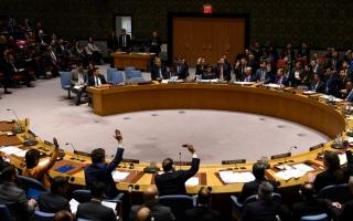 روسيا تعرقل جلسة لمجلس الأمن عبر الفيديو بسبب كوسوفو