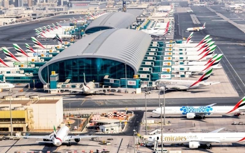 الصورة: الصورة: 639 ألف مقعد على الرحلات عبر مطارات الإمارات