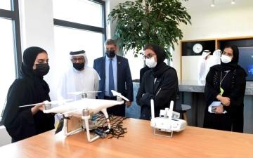 الصورة: الصورة: جامعة زايد تفتتح مركز تكنولوجيا الجيل القادم في دبي