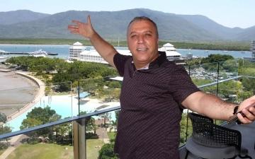 الصورة: الصورة: غسان عبود.. من 80دولاراً إلى قائمة أغنى 100 رجل أعمال بالمنطقة