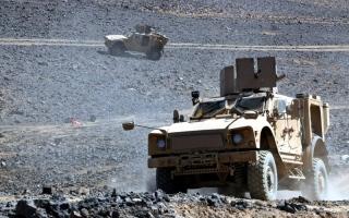 الصورة: الصورة: ميليشيا الحوثي تفشل في اختراق دفاعات مأرب