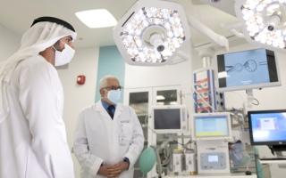 حمدان بن محمد: مسيرة التطوير في دبي لا تتوقف