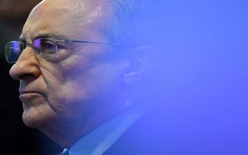 الصورة: الصورة: فلورنتينو بيريز رئيساً لريال مدريد للمرة الخامسة توالياً