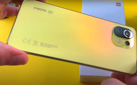 الصورة: الصورة: شاومي تكشف عن أحد أبرز هواتفها بتقنية 5G