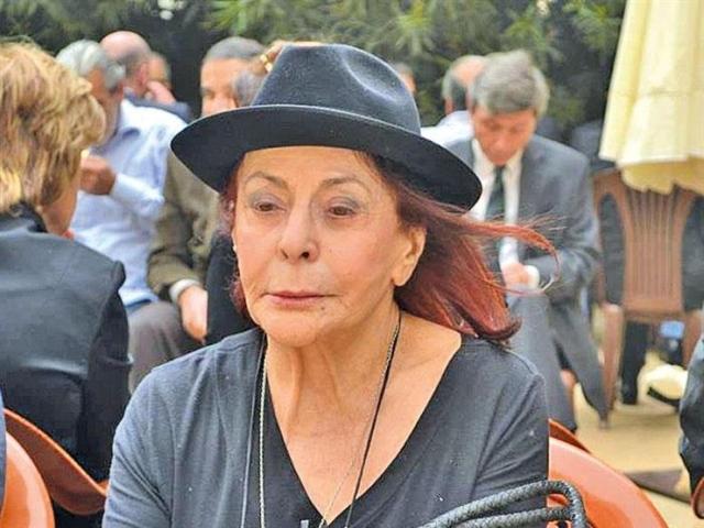 الموت يغيب الممثلة اللبنانية القديرة رينيه ديك  image