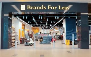 مجموعة «براندز فور لس» تفتتح متجراً في «سيركل مول»