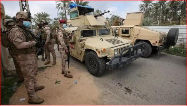 عملية أمنية وإحباط مخطط إرهابي في العراق
