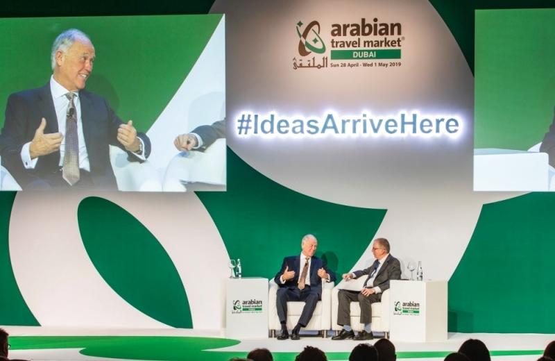 الصورة : فعاليات متنوعة تتضمنها «النسخة الحية » لسوق السفر العربي 2021 | من المصدر