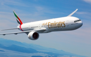 """الصورة: الصورة: """"طيران الإمارات"""": تعليق الرحلات من جنوب أفريقيا إلى دبي حتى 30 أبريل"""