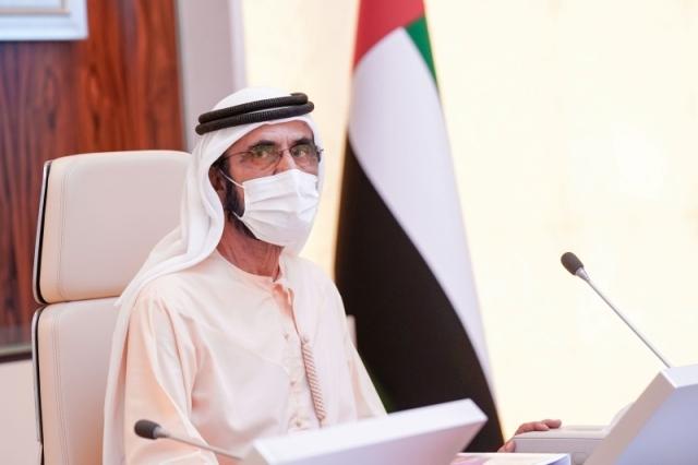محمد بن راشد: الإمارات كانت وستظل وطناً للفكر الإنساني المبدع وللعقول الفذة