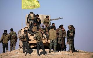 الصورة: الصورة: ملاحقات لـ «داعش» وتصفيات للمتطرفين في إدلب