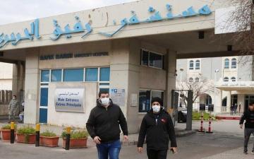 الصورة: الصورة: إصابات كورونا في لبنان تتخطى 504 آلاف