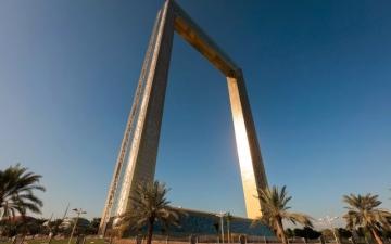 الصورة: الصورة: «برواز دبي» معلم ثقافي بارز يجتذب 2.5 مليون زائر منذ إنشائه
