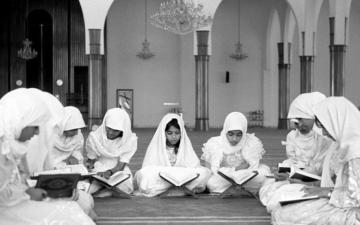 الصورة: الصورة: قراءة القرآن زاد الصائم في رمضان