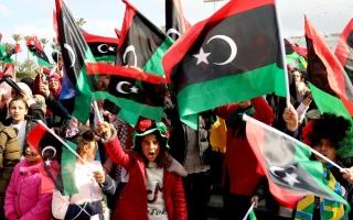 الصورة: الصورة: تحالف الإخوان ولوبيات الفساد خارج الإجماع الانتخابي في ليبيا