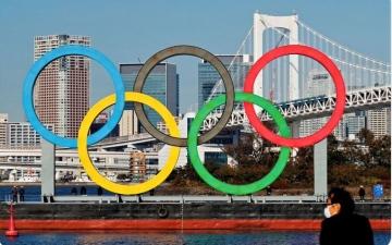 الصورة: الصورة: توماس باخ  يزور اليابان لبحث استعدادات الأولمبياد