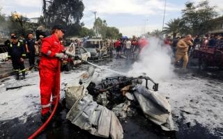 تفجيران يستهدفان بئرين نفطيتين في العراق