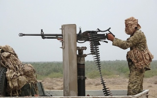 ضربات موجعة للحوثيين في ثلاث محافظات يمنية