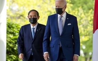 أمريكا واليابان ملتزمتان بمواجهة طموحات الصين
