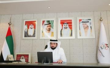 الصورة: الصورة: أحمد بن محمد: رياضة الإمارات أثبتت قدرتها على التعافي والعودة سريعاً